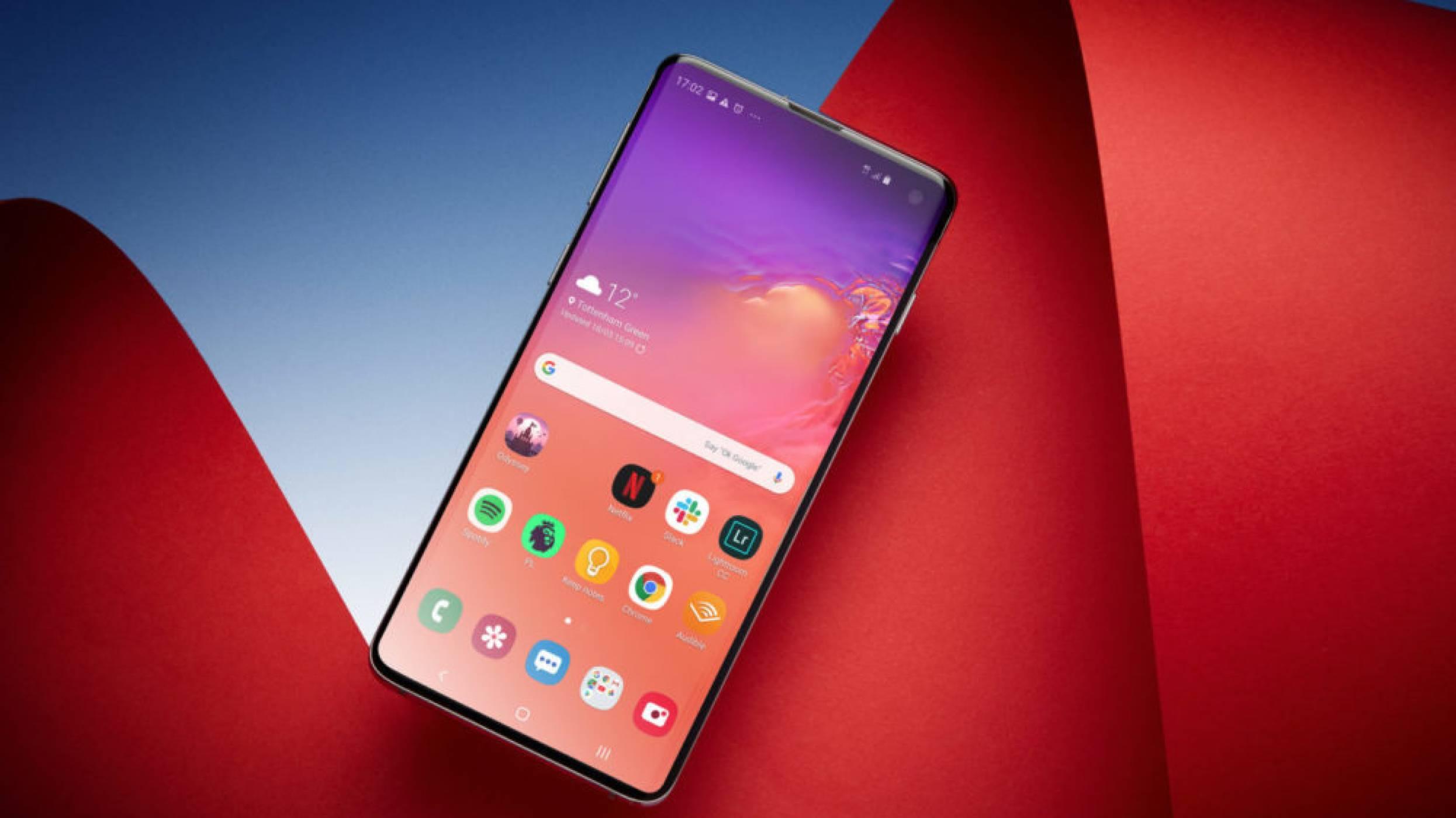 Смартфон Samsung Galaxy S11