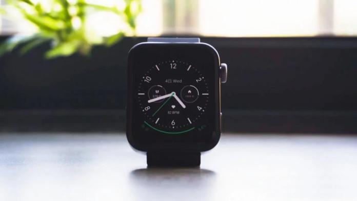 Внешний вид Xiaomi Mi Watch