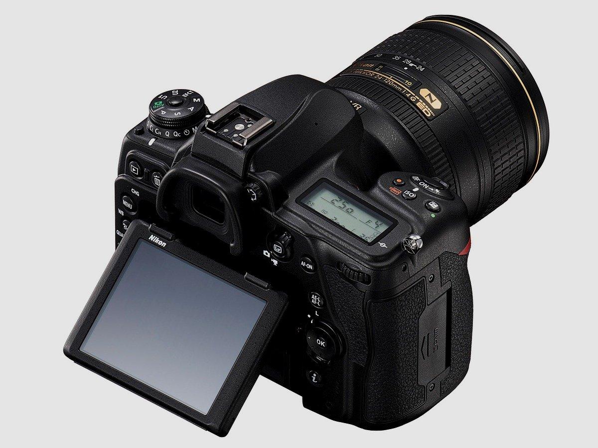 Цифровой широкоугольный фотоаппарат