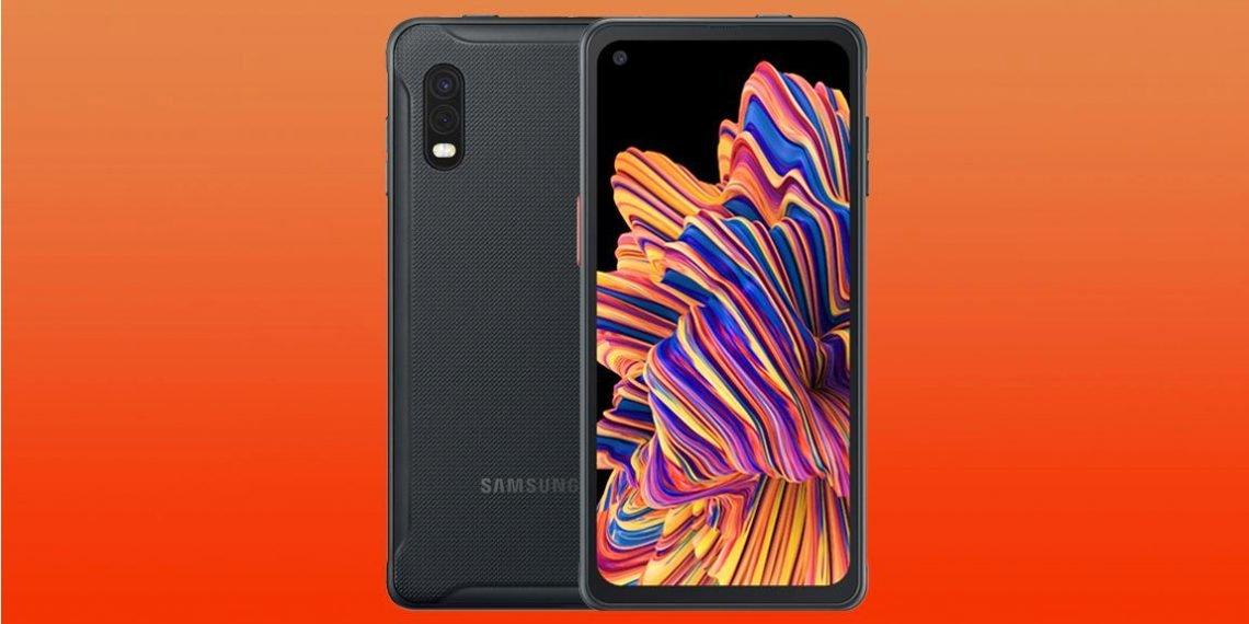Внешний вид Samsung Galaxy Xcover Pro