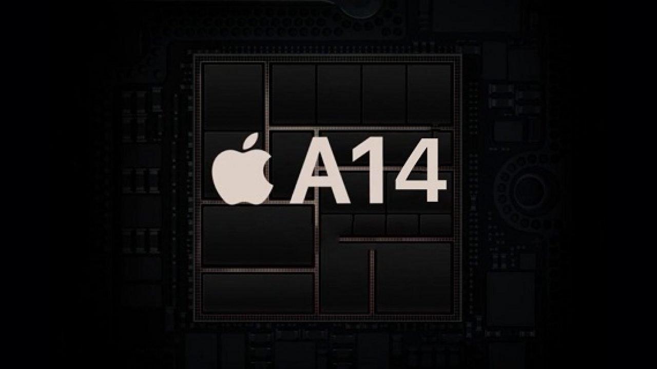 Чип Apple A14
