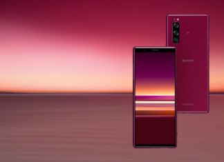 Смартфон Sony Xperia