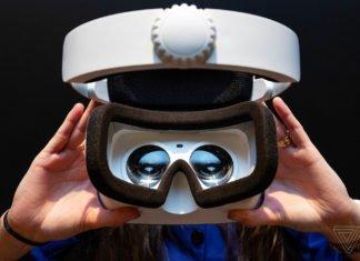 Автономная VR-гарнитура Lenovo VR 3030S