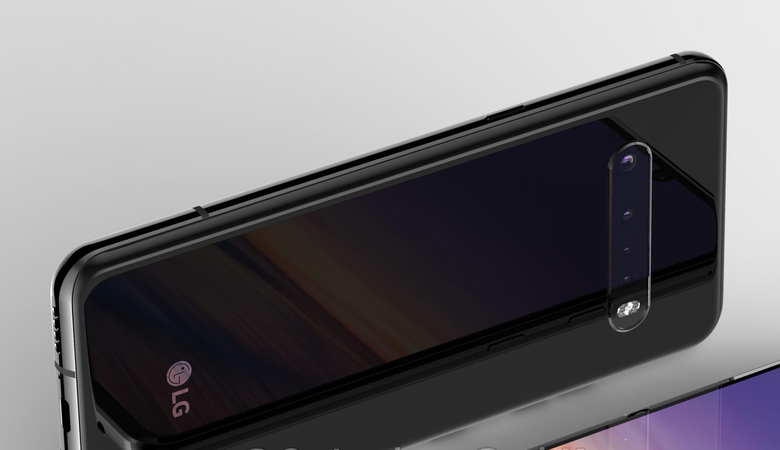 Смартфон LG G9