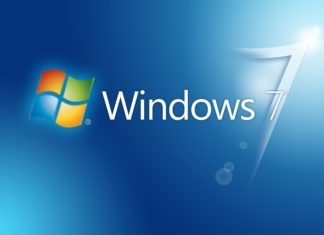 Windows 7 логотип