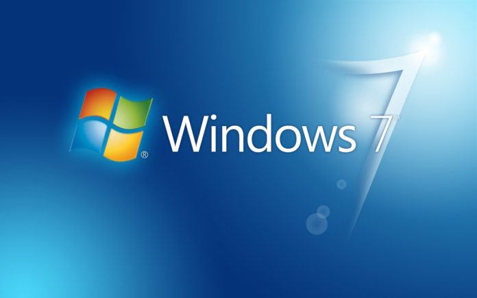 Windows 7 логотип