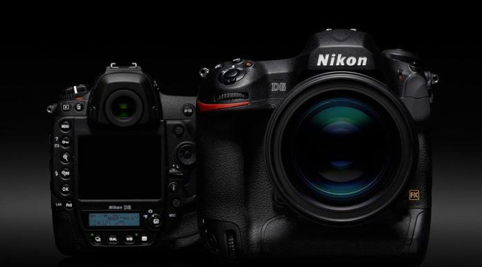 Фотокамера Nikon D6