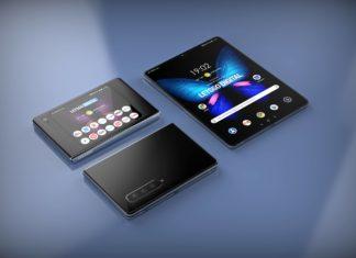 Рендеры Samsung Galaxy Fold 2