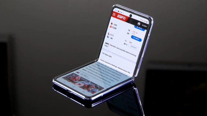 Обзор Samsung Galaxy Z Flip