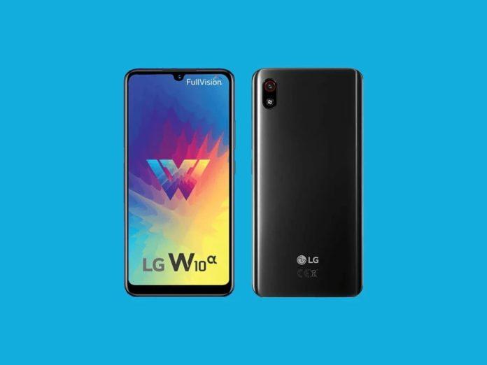 Смартфон LG W10 Alpha