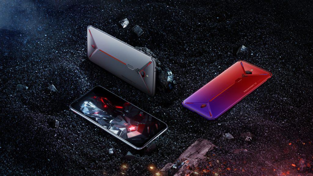Внешний вид Nubia Red Magic 5G