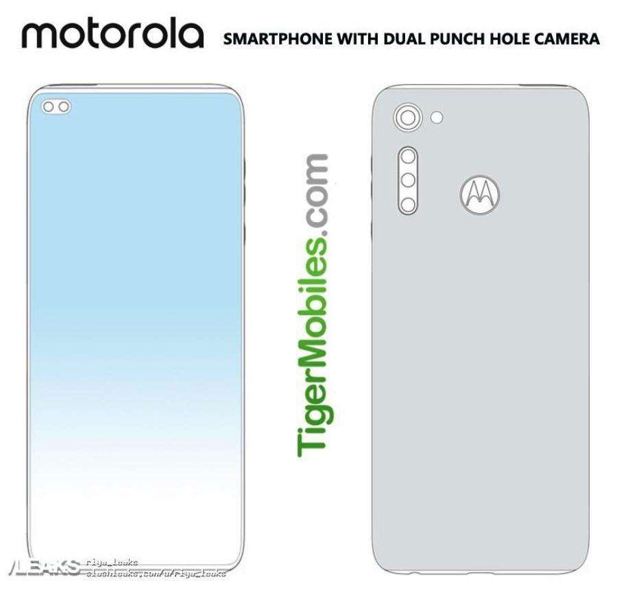 Рендеры Motorola G9