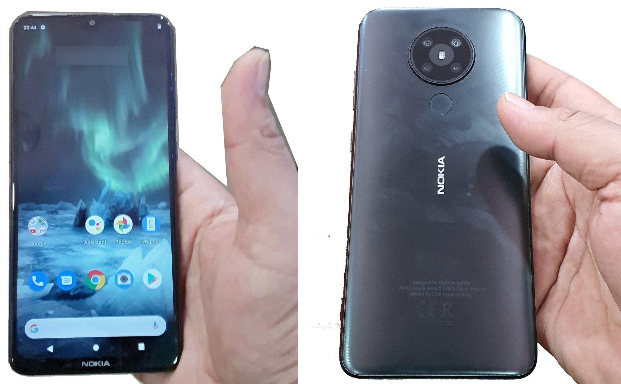 Внешний вид Nokia 5.2