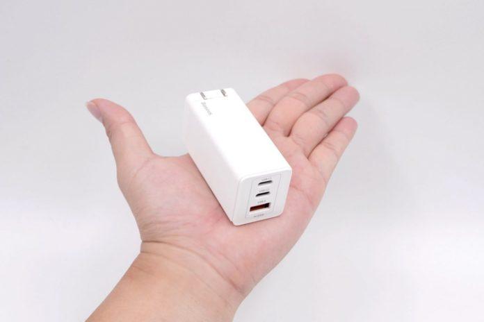 Зарядное устройство на основе нитрида галлия