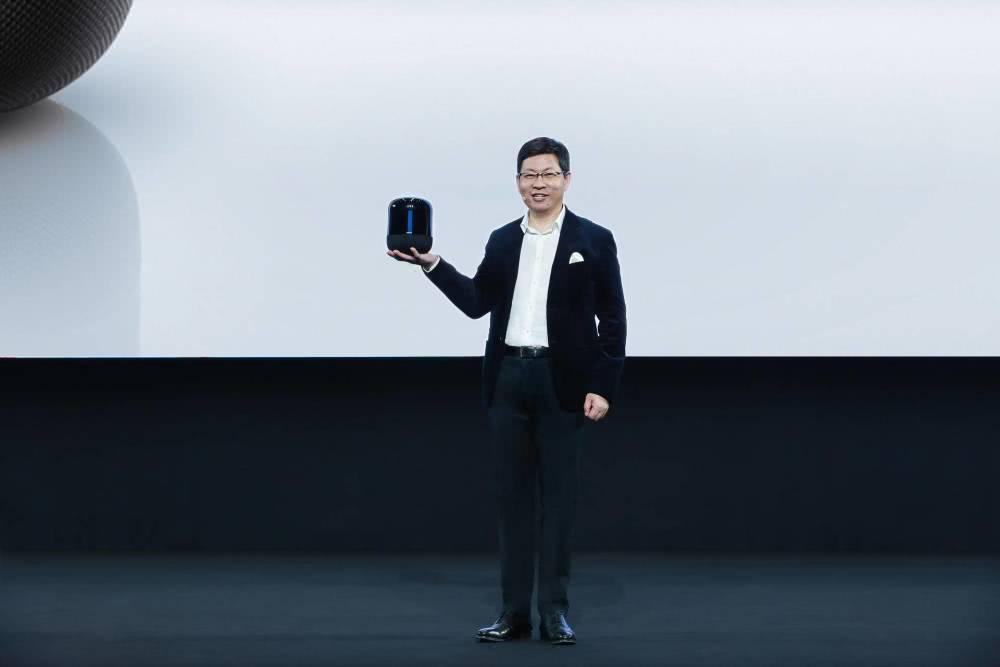 Презентация Huawei Sound X
