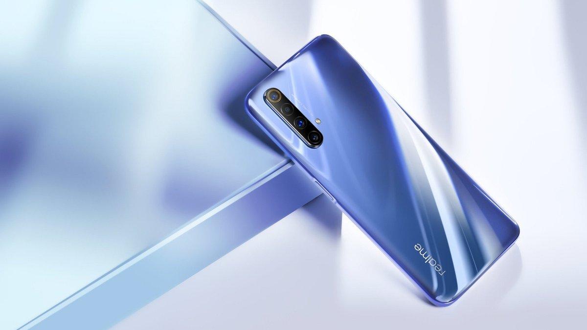 Внешний вид Realme X50 Pro 5G