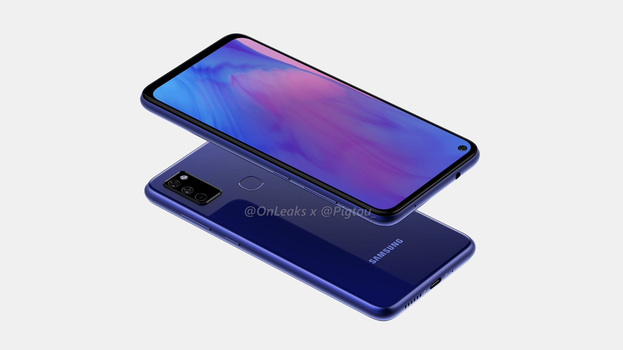 Новинка Samsung Galaxy M51