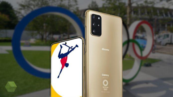 Новинка Samsung Galaxy S20+ Olympic Games Athletes Edition