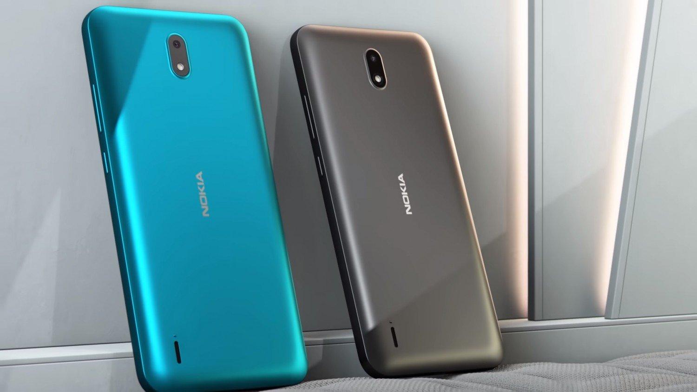 Внешний вид Nokia C2