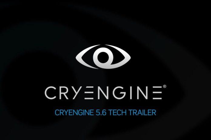 Логотип CryEngine