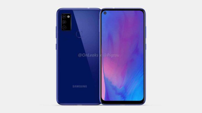 Внешний вид Samsung Galaxy M51