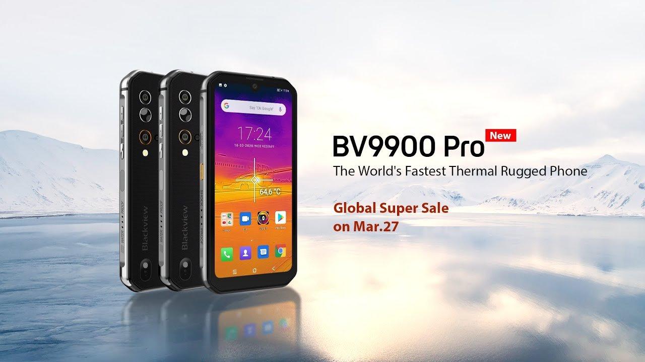 Характеристики Blackview BV9900 Pro