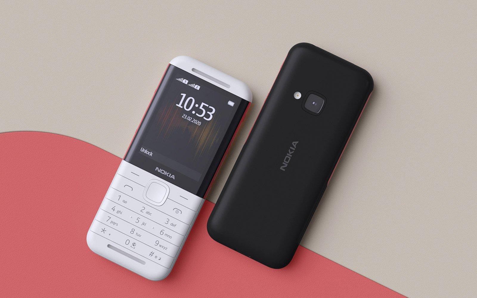 Внешний вид нового Nokia 5310