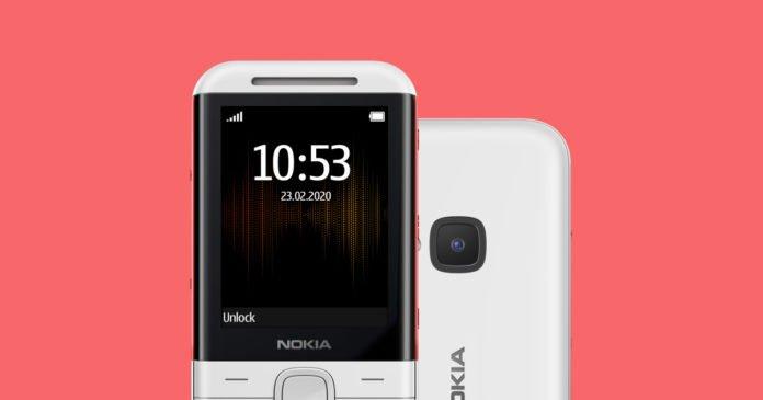 Обновленный Nokia 5310
