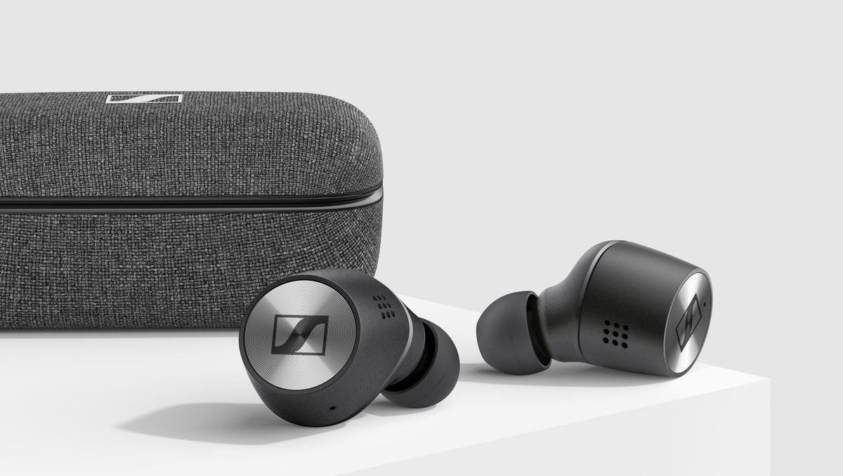Наушники Sennheiser Momentum True Wireless 2