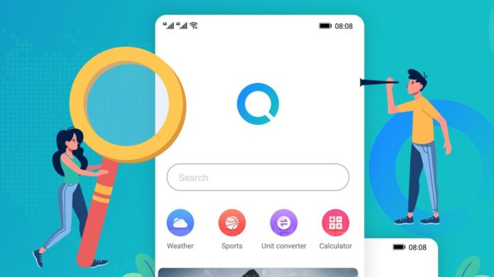 Сервис Huawei Search