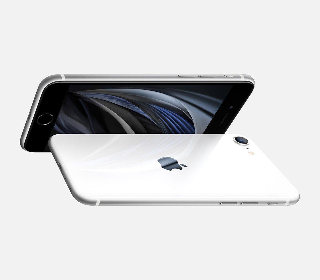 Дизайн Apple iPhone SE
