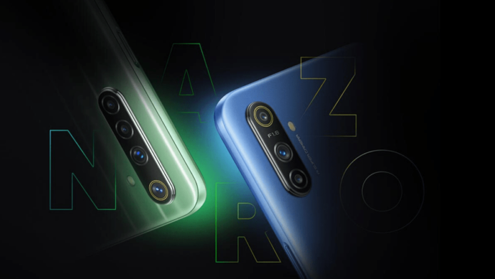 Смартфоны Realme Narzo