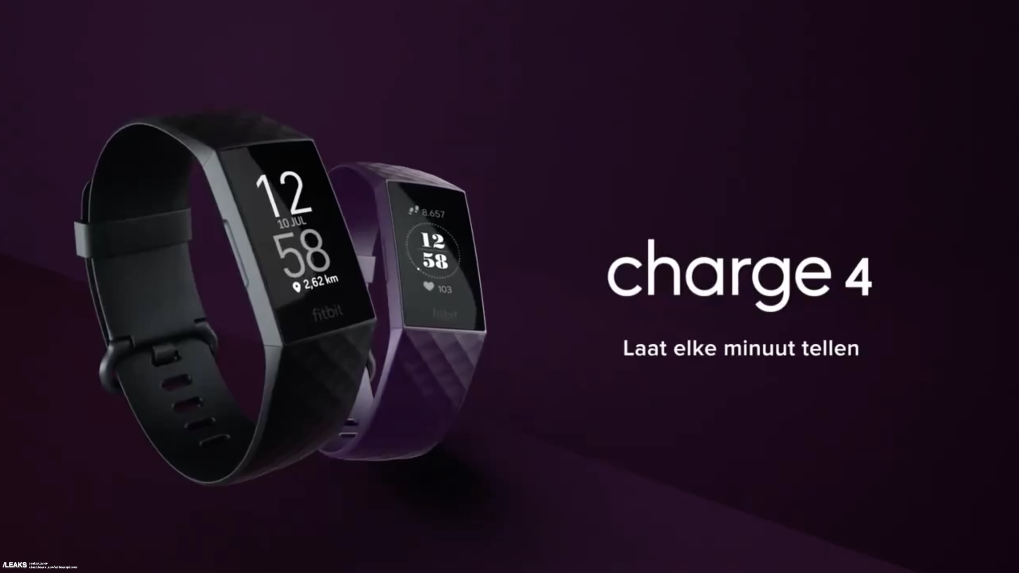 Новинка Fitbit Charge 4