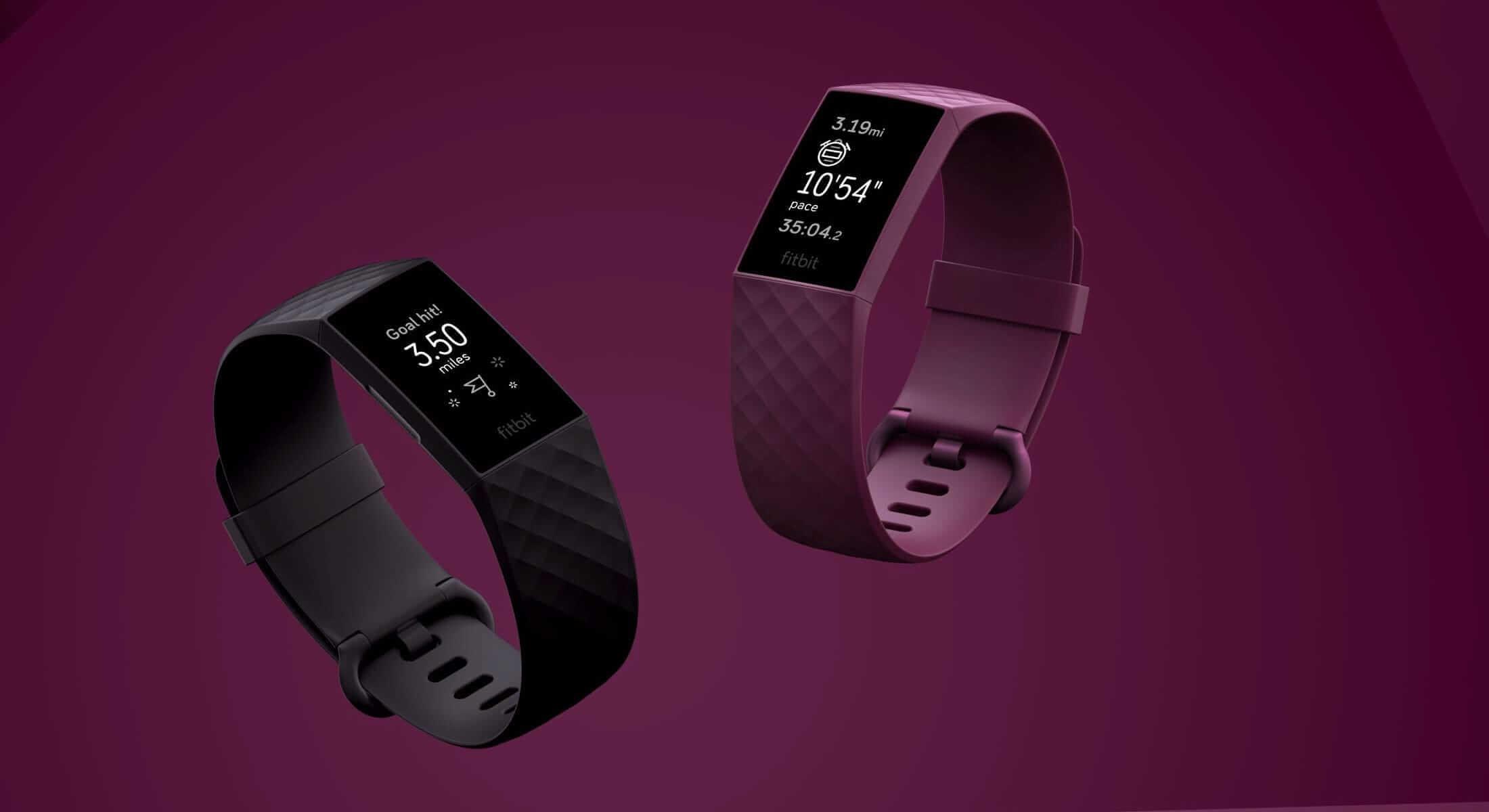 Внешний вид Fitbit Charge 4