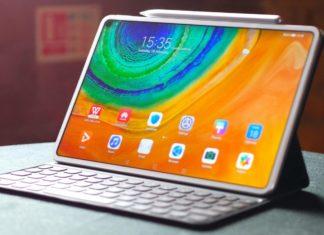 Внешний вид планшета HUAWEI MatePad Pro