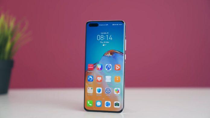 Обзор Huawei P40 Pro