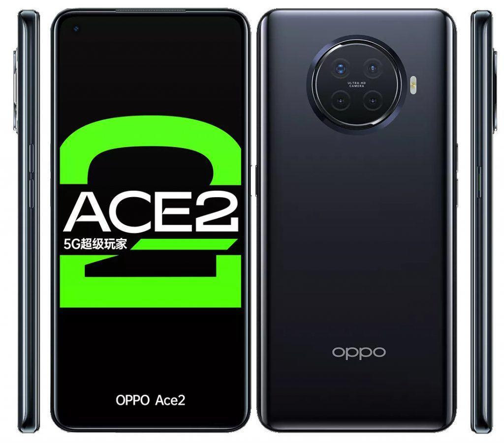 Внешний вид OPPO Ace 2