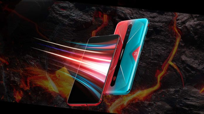 Дизайн Red Magic 5G