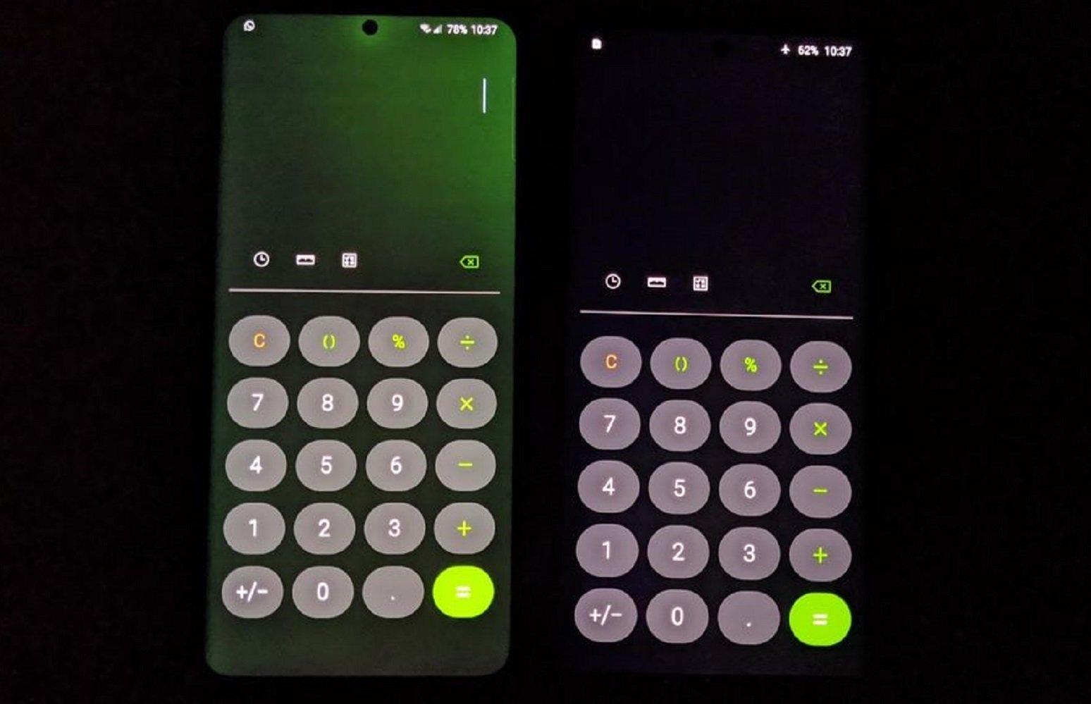 Проблемы с Samsung S20 Ultra