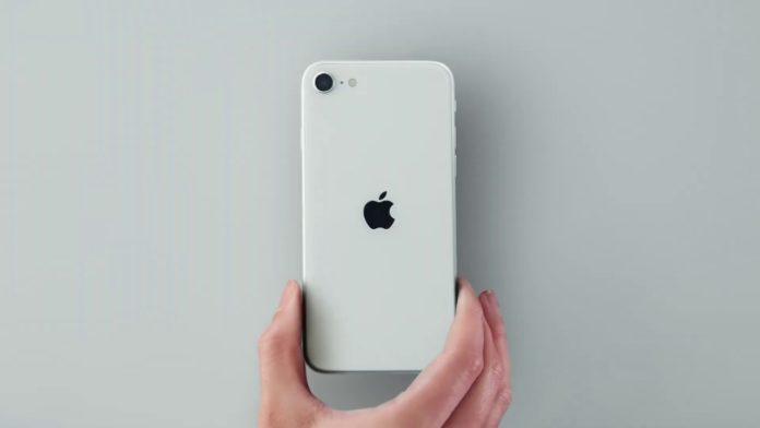 Внешний вид Apple iPhone SE