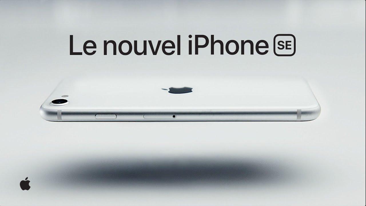 Новинка Apple iPhone SE