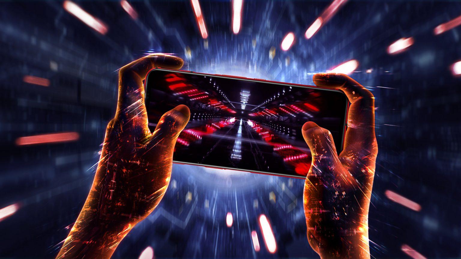 Внешний вид Red Magic 5G