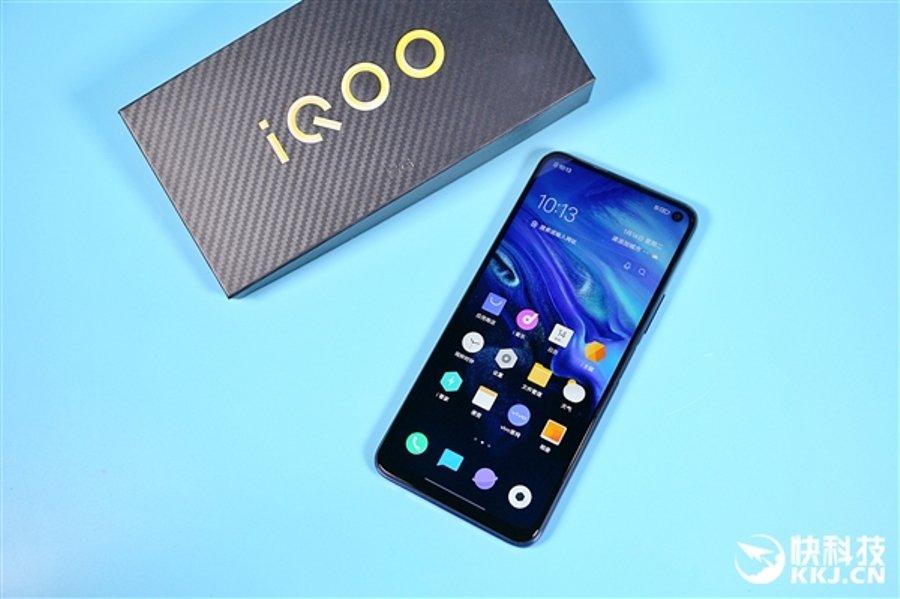 Смартфон iQOO Neo 3