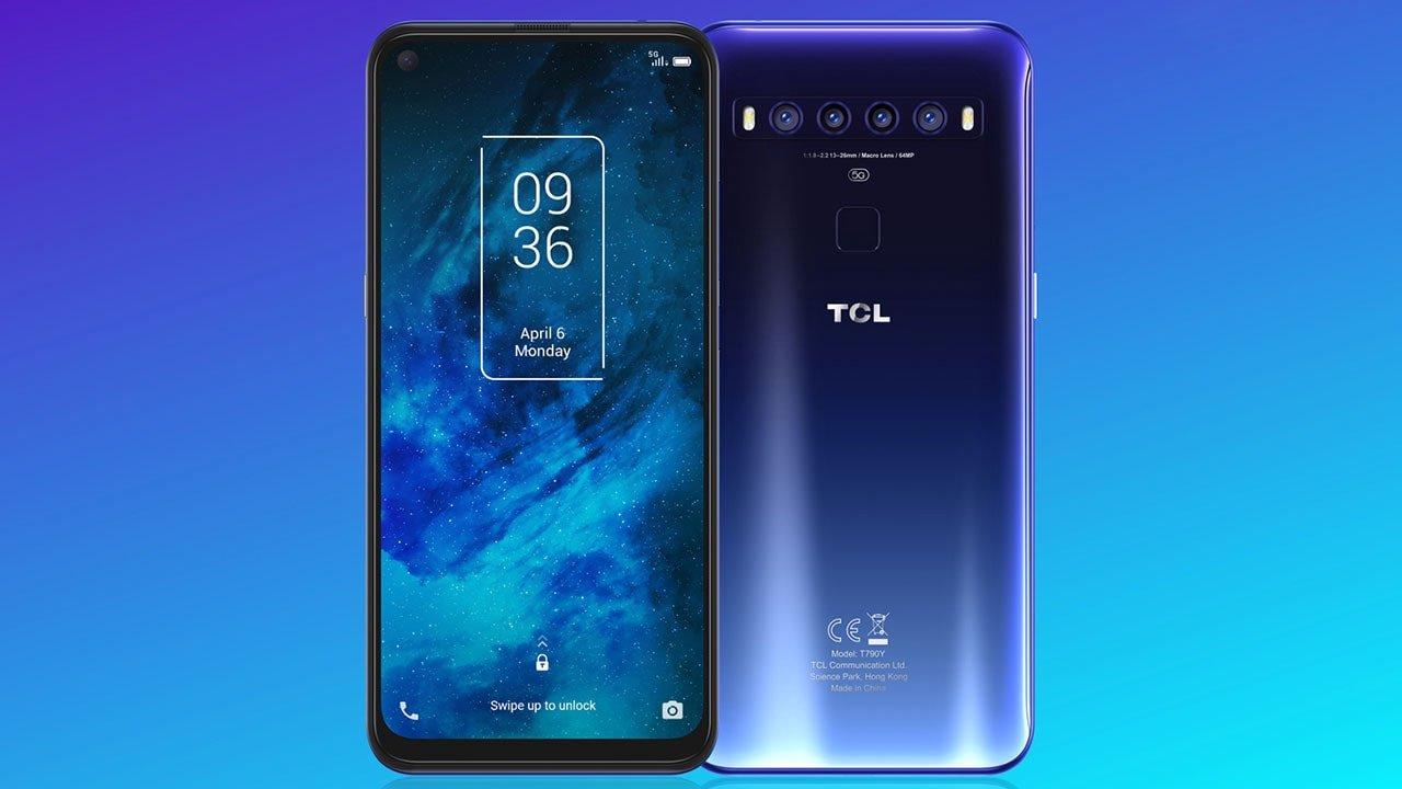 Смартфон серии TCL 10