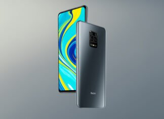 Смартфон Redmi Note 9
