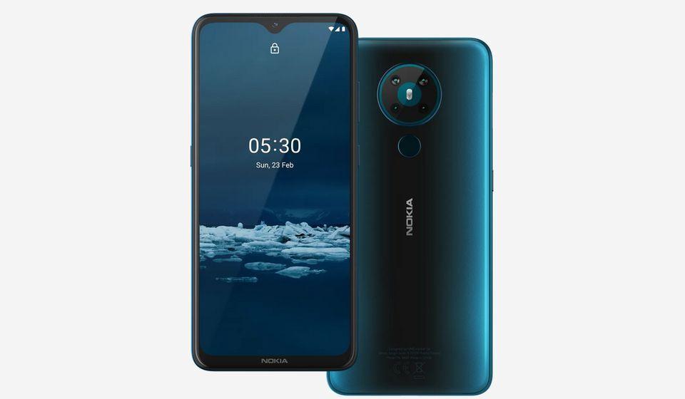 Внешний вид Nokia 6.3