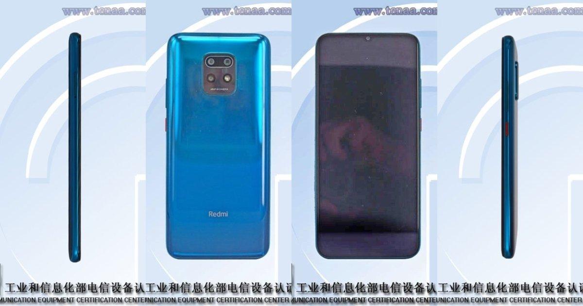 Внешний вид Redmi Note 10 5G