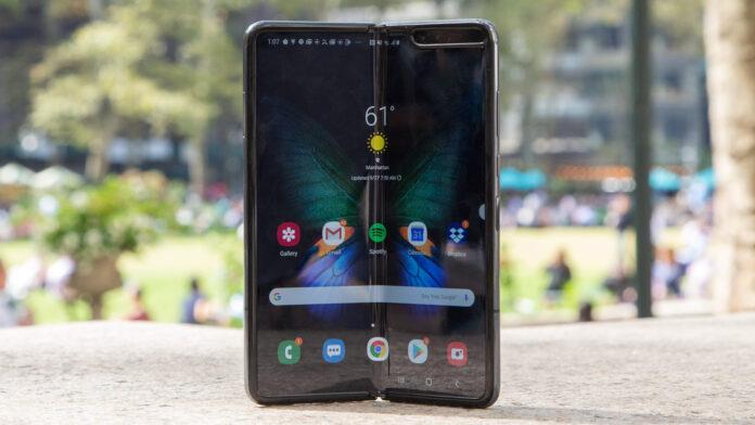 Внешний вид Samsung Galaxy Fold E