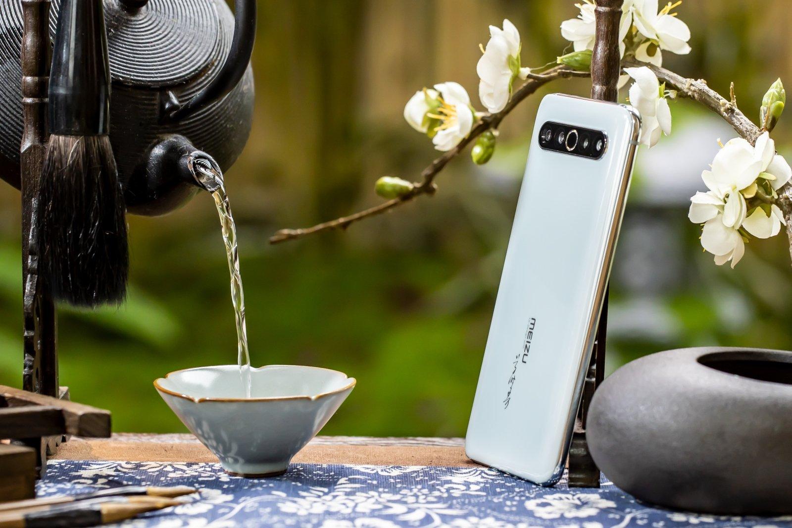 Коллекционный телефон от Meizu