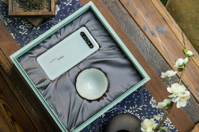 Meizu 17 Pro в коробке